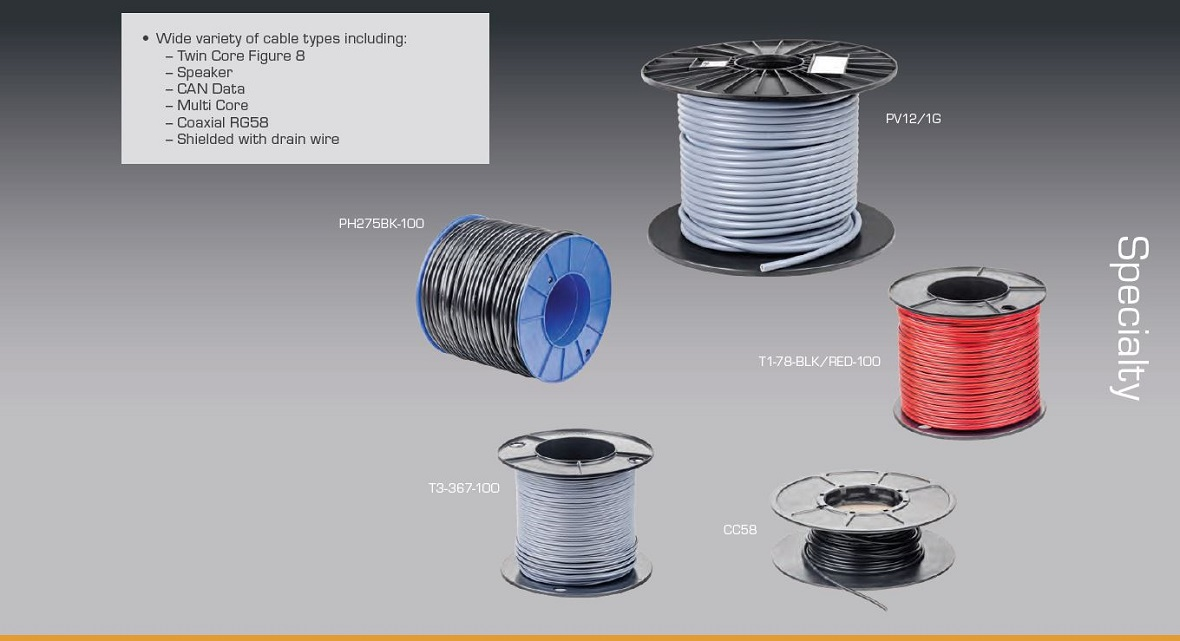 Specialty Cable