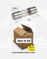 Narva 52215 Glass Fuse 2AG 15Amp (Box of 50)