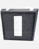 Narva 62045BL Single Slot Plastic Switch Panel