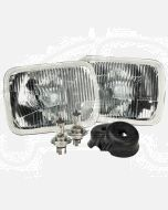 Narva 72090 H4 200 x 142mm 12V 100/55W High/Low Beam Halogen Headlamp Conversion Kit