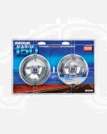 Narva 72210 Maxim 150 Driving Lamp Kit 12 Volt 100W 150mm dia Blister Pack