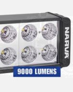Narva 72780 9-32 Volt High Powered L.E.D Work Lamp Flood Beam 9000 Lumens