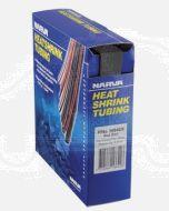 Nara 56618/10 Heatshrink Tubing - 4.8mm Shrunk Dia. (Black)