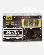 Hella 5632 181 Series Fog Lamp Kit - Amber Optic