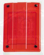 Hella 2332-V24 Designline Vertical Mount 24 LED Stop / Rear Position Module