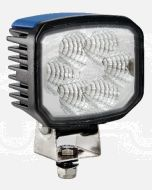 Hella LED FF Work Lamp - Close Range, 9-33V DC, HD Bracket (1551LEDHD)