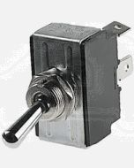 Hella Off-On Toggle Switch - Chrome Plated (4451)