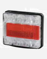 Hella Submersible LED Rear Combination Lamp with Licence Plate Function - 0.5m Cable (Pack of 18) (2395BULK)