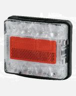 Hella Submersible LED Rear Combination Lamp with Licence Plate Funcion - 6.0m Cable (2395-6M)