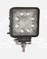 27W LED work light (Square)