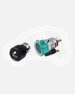 Hella Cigarette Lighter - Illuminated, 12V (4937)