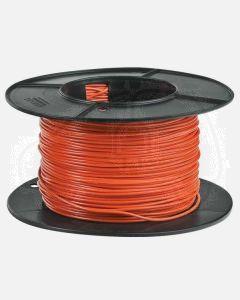 Ionnic TC-1.5-WHT-100 Single White Cable - Tinned (1.5mm2)