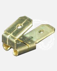 Quikcrimp QKC54 Non-Insulated 6.3mm Piggyback/ Adaptor Terminal